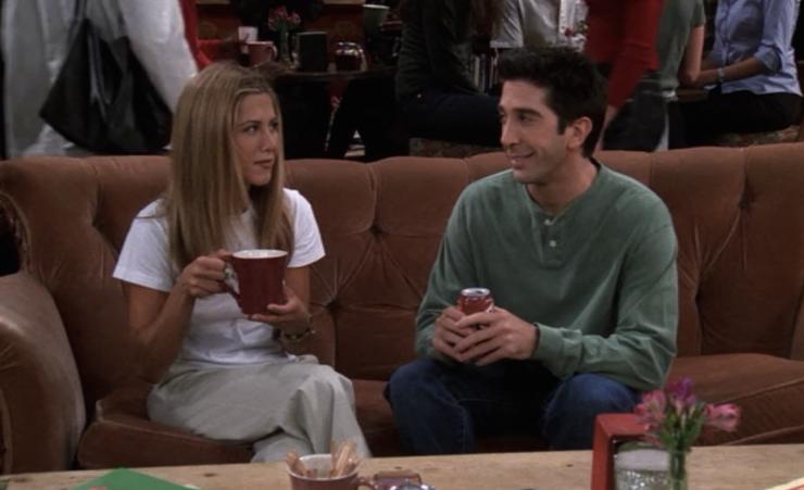 Every Outfit Rachel Wore On 'Friends': Season 6 | Jennifer ...