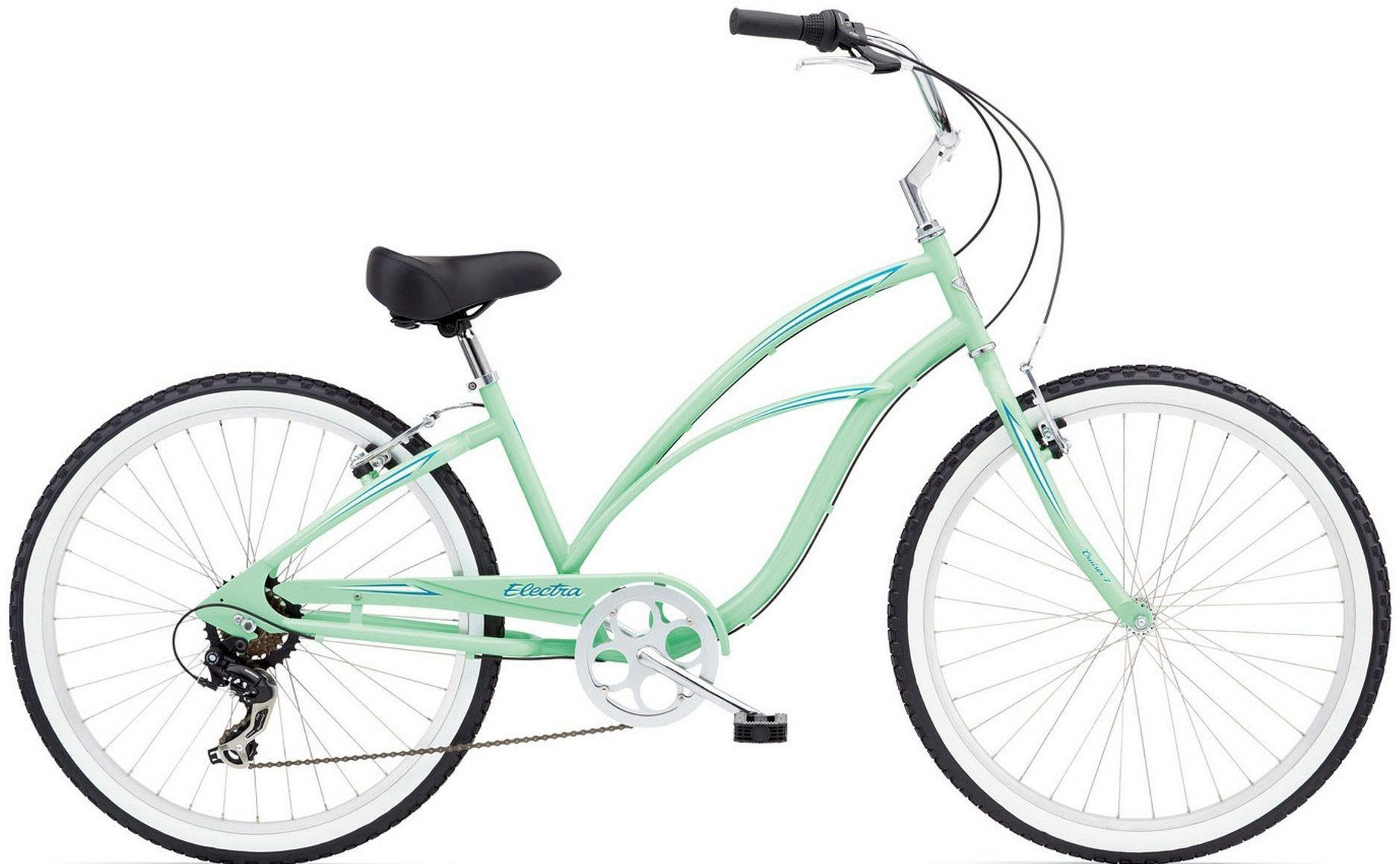 My New Bike The Electra Cruiser 2015 In Seafoam Green Bicycles For Sale Trek Bikes Bicycle