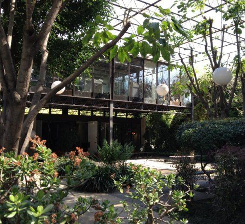 1414 Fair Oaks Building, Architect:  Smith & Williams Eckbo, Dean, Austin, & Williams Year of Completion:  1959  Street Address:  1414 Fair Oaks Ave. South Pasadena, CA 91105