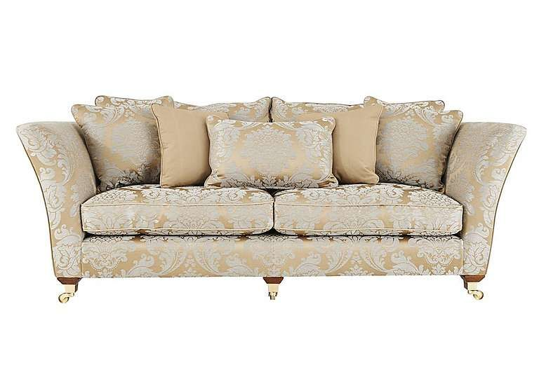 Vantage 4 Seater Fabric Sofa Sale 1699 Furniture Village