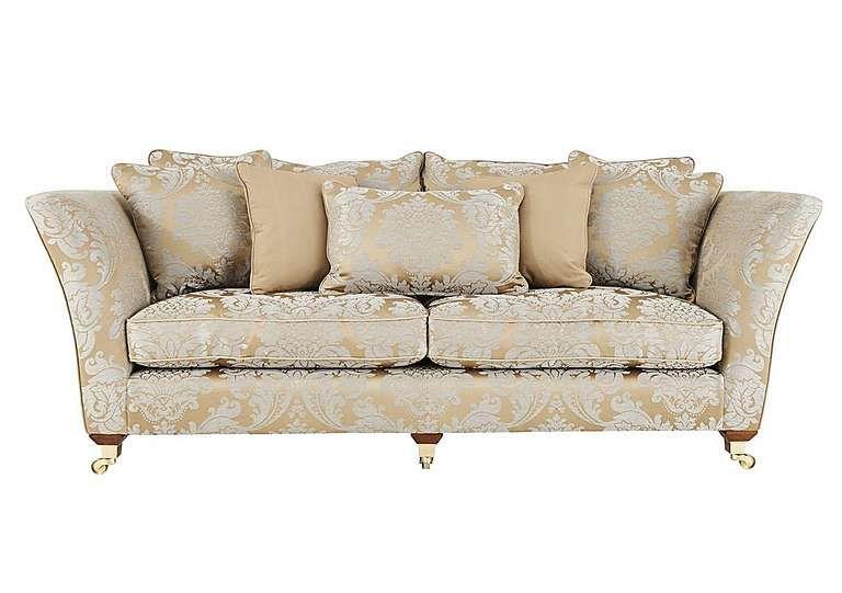 Chesterfield Sofa Vantage Seater Fabric Sofa Sale Furniture Village