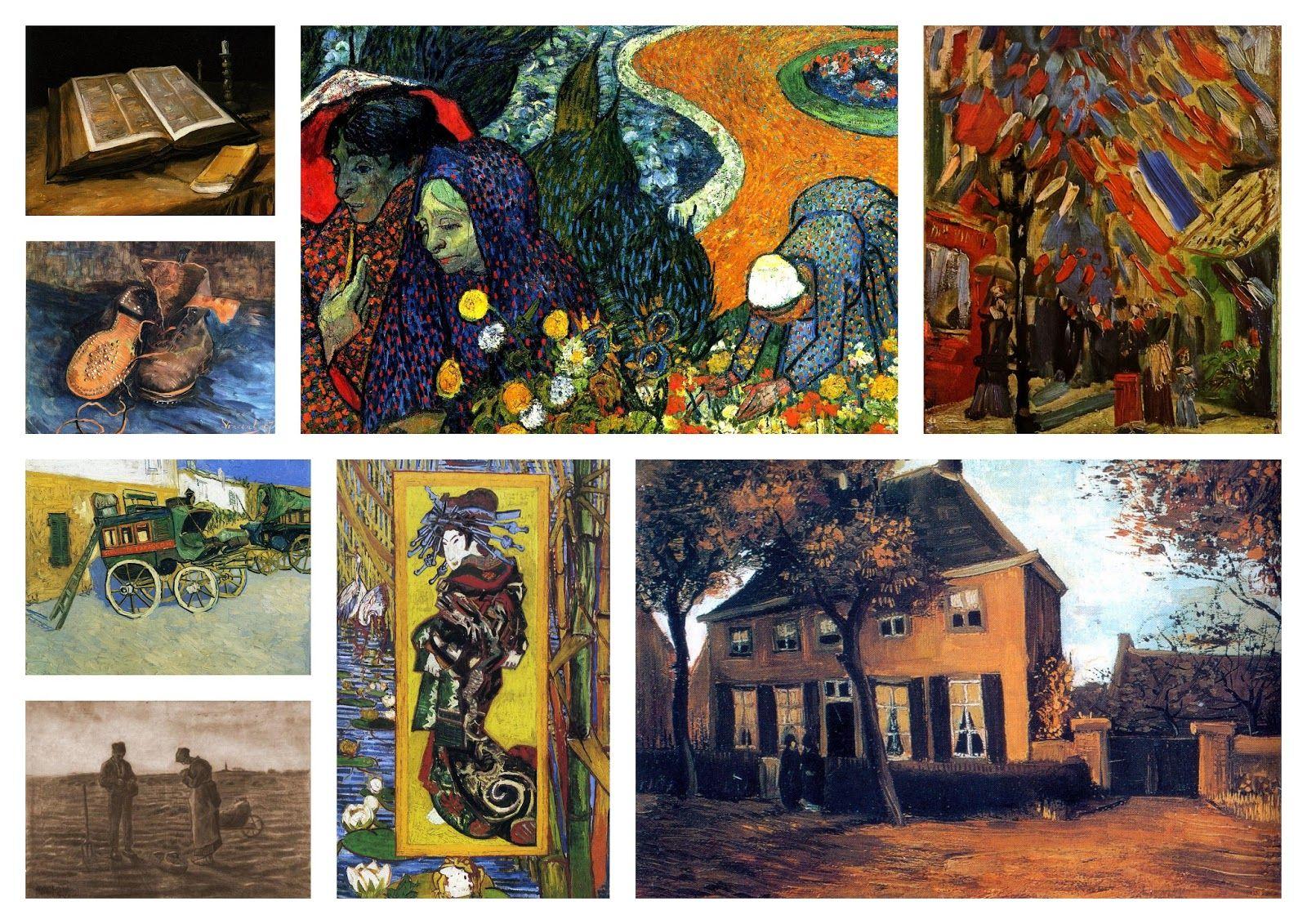 Vincent Van Gogh Collection XXXIX