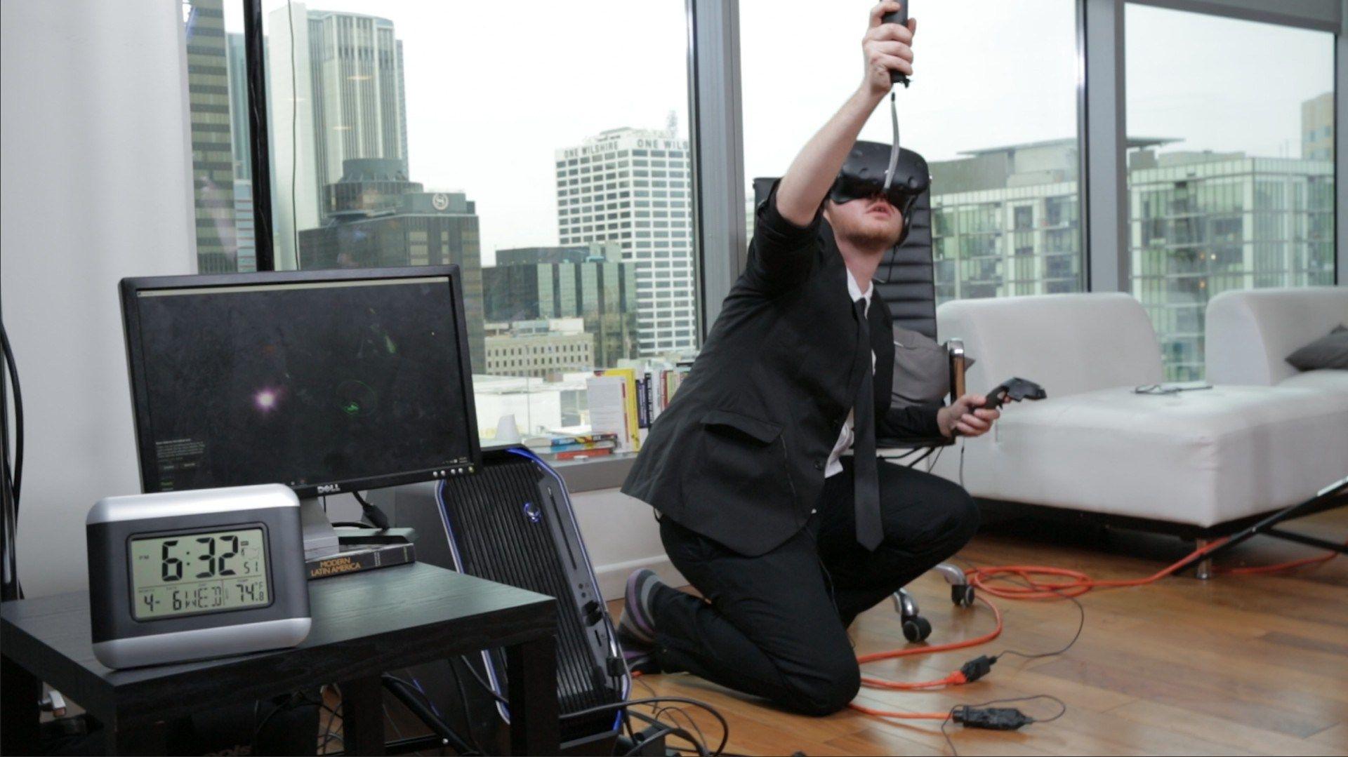 Sabías que 25 horas en realidad virtual es un Récord Guinness, pero no una buena experiencia