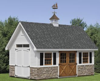 12x20 Vinyl Two Story Gable Home Sheds Pinterest Shed Plans Pool Shed Building A Shed