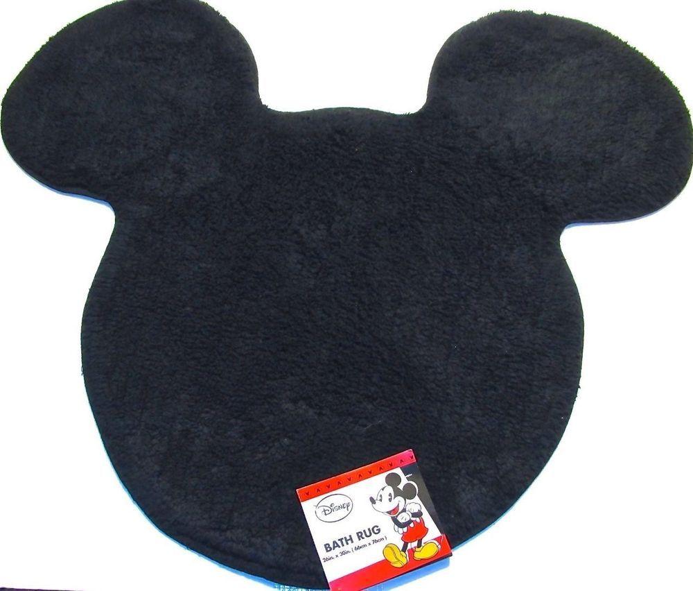 Disney Mickey Mouse Bath Rug