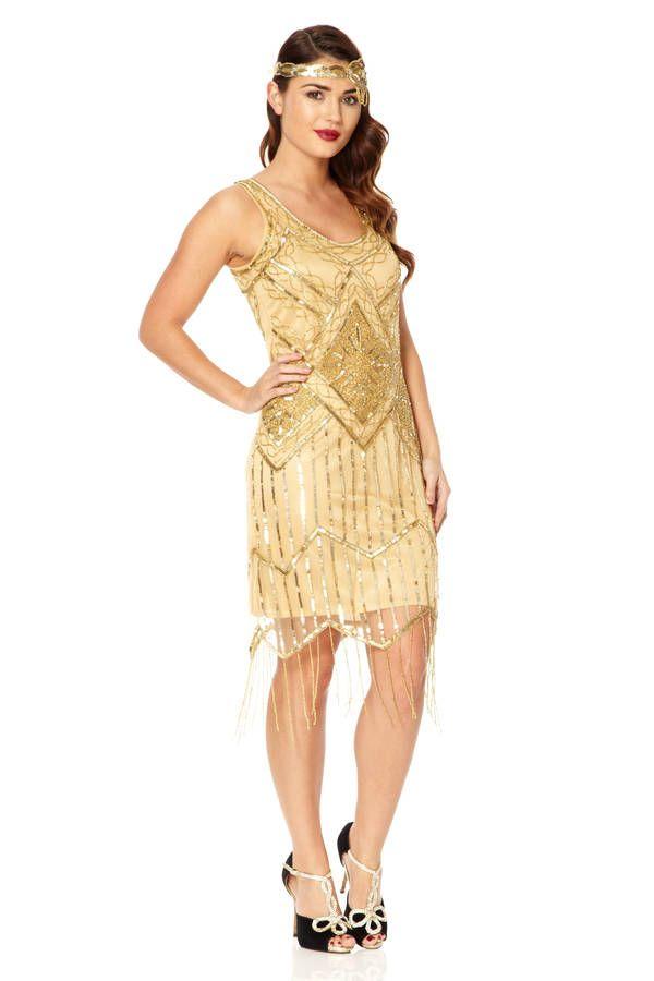 Twenties style dresses uk only