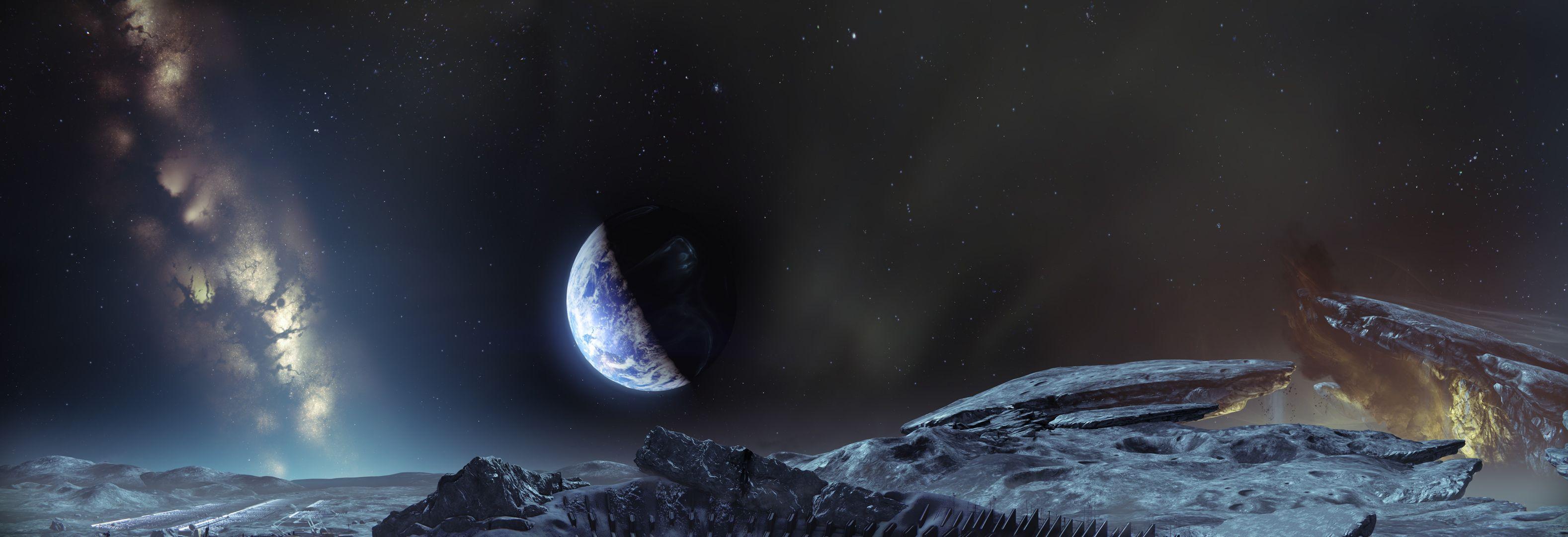The Story Behind Destiny S Biggest Star The Sky Concept Art Digital Sky Art Fallen Empire