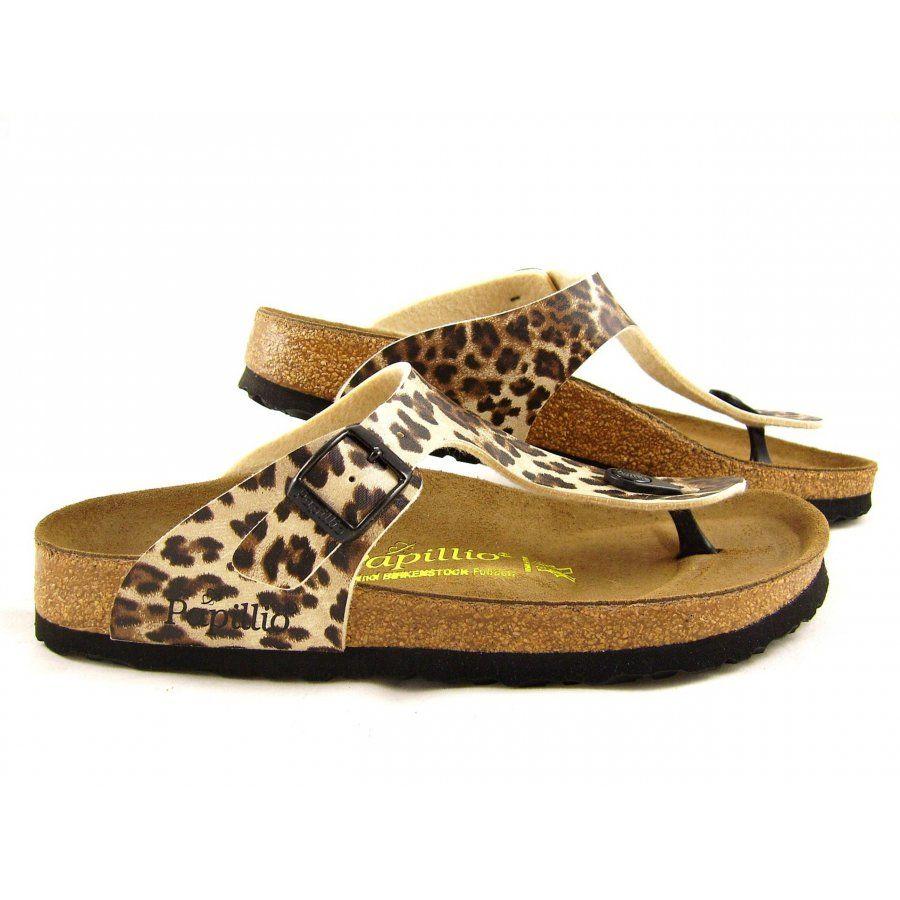 498adedc79f Birkenstock leopard sandels - At Footprints in Lawrence