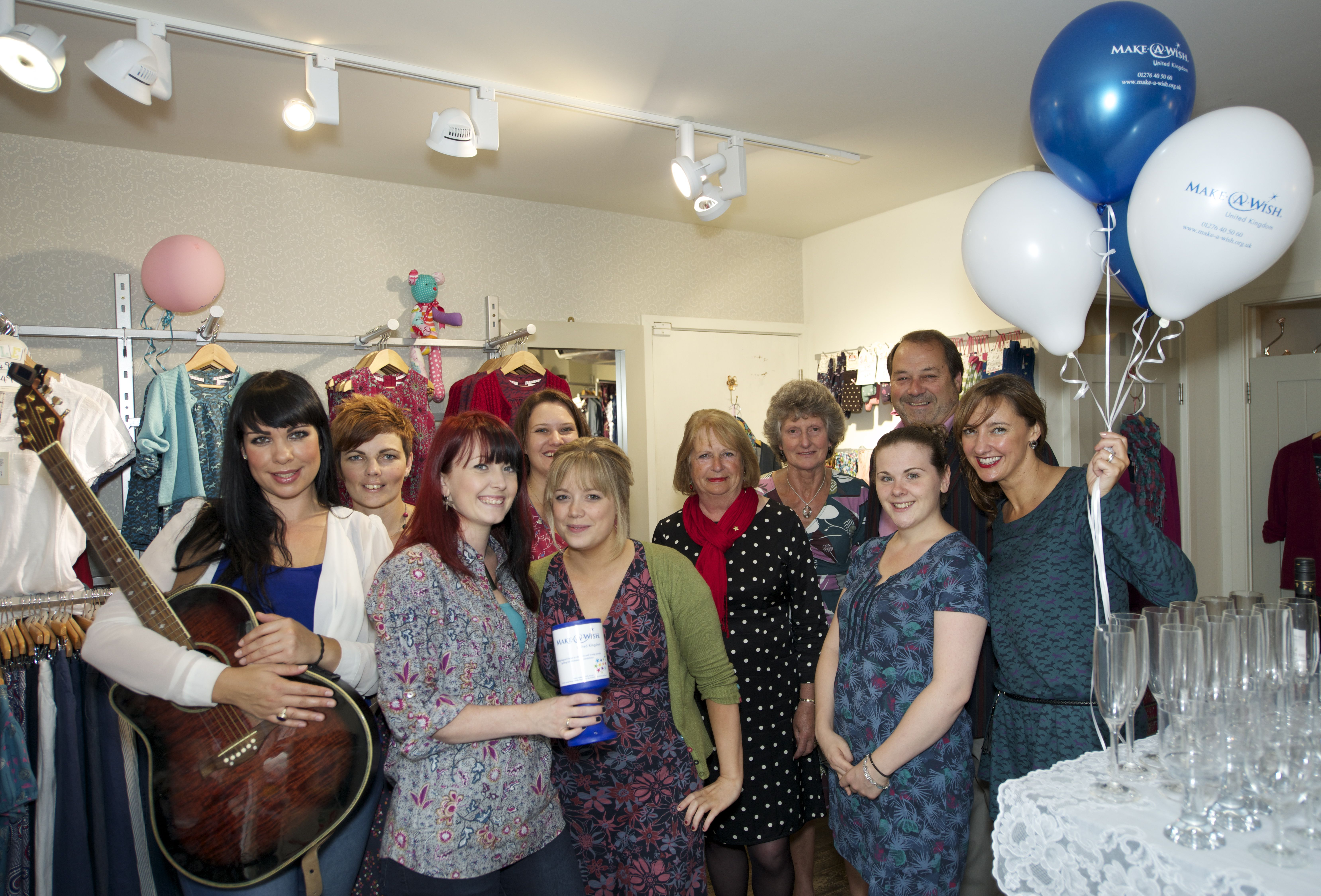 Mistral Dartmouth - Autumn Launch Evening supporting Make A Wish Foundation and raised £300