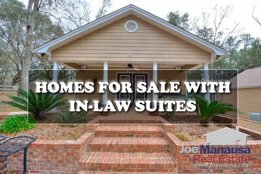 47 Tallahassee Homes For Sale With Mother In Law Suites In Law Suite Florida Real Estate Cabins And Cottages