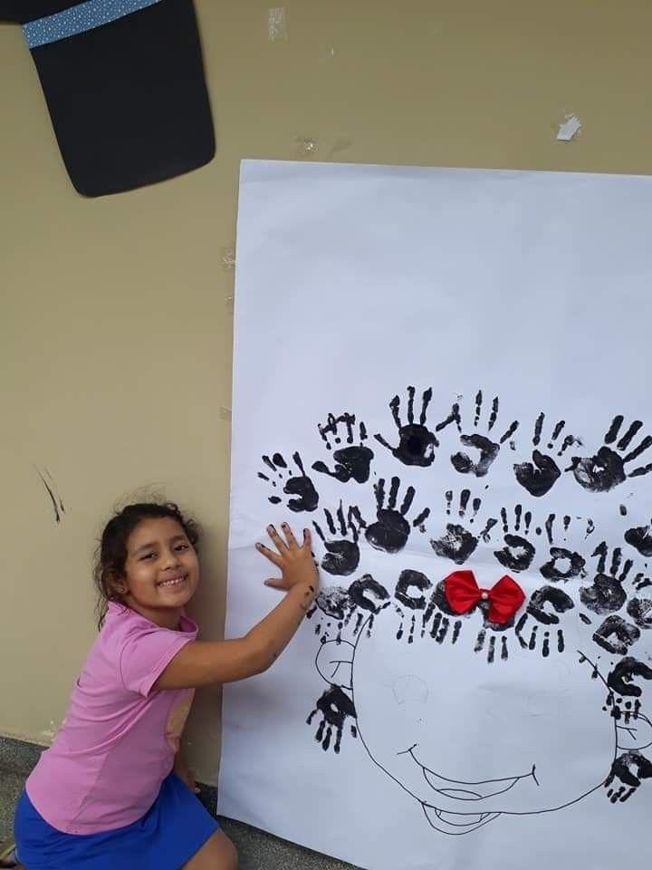 Pin De Claudia Rodrigues Em Consciencia Negra Atividades