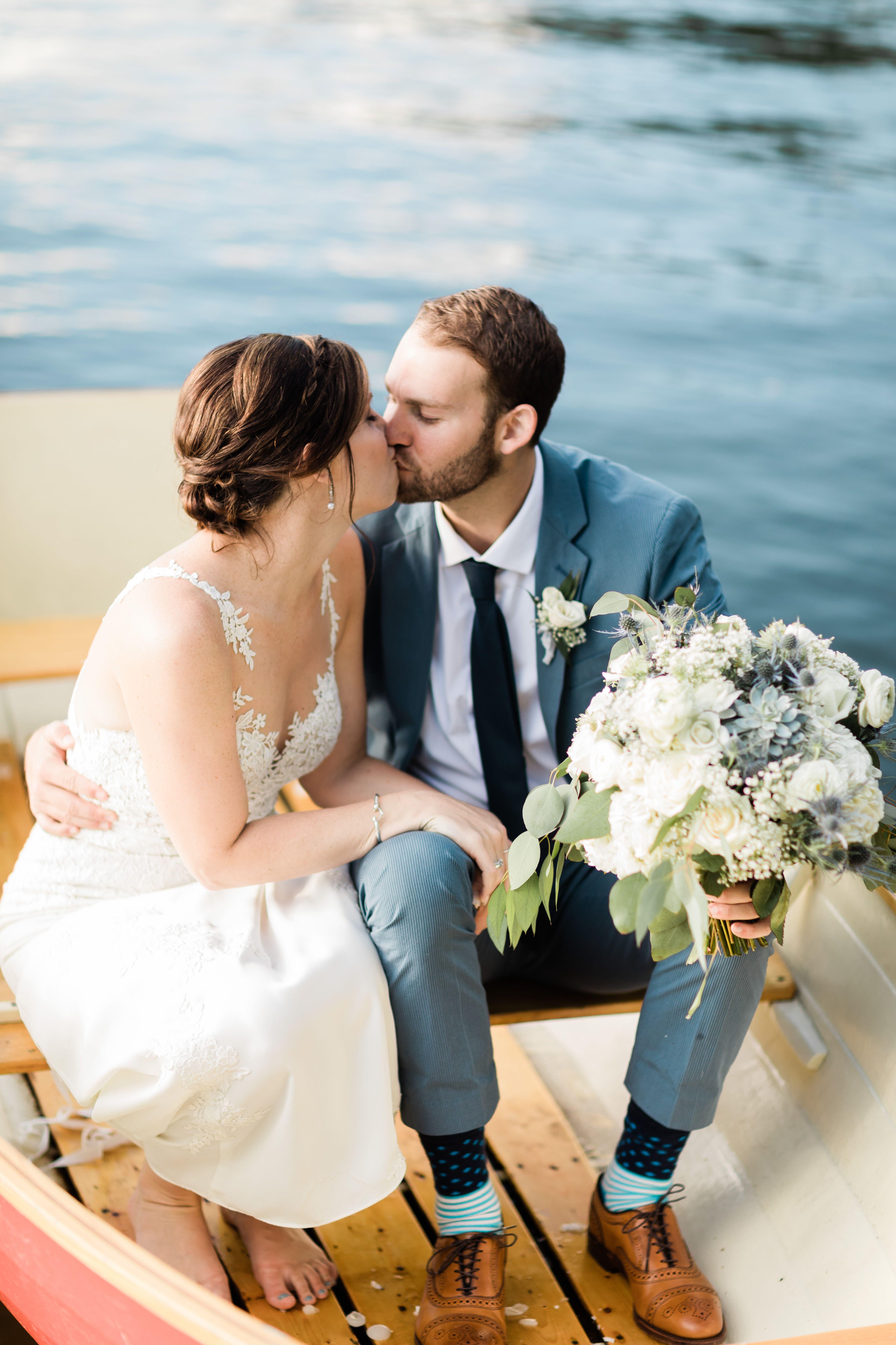 Wedding photography, Winter wedding