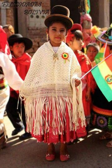 Niña cholita. | Bolivia, Bolivian, Image