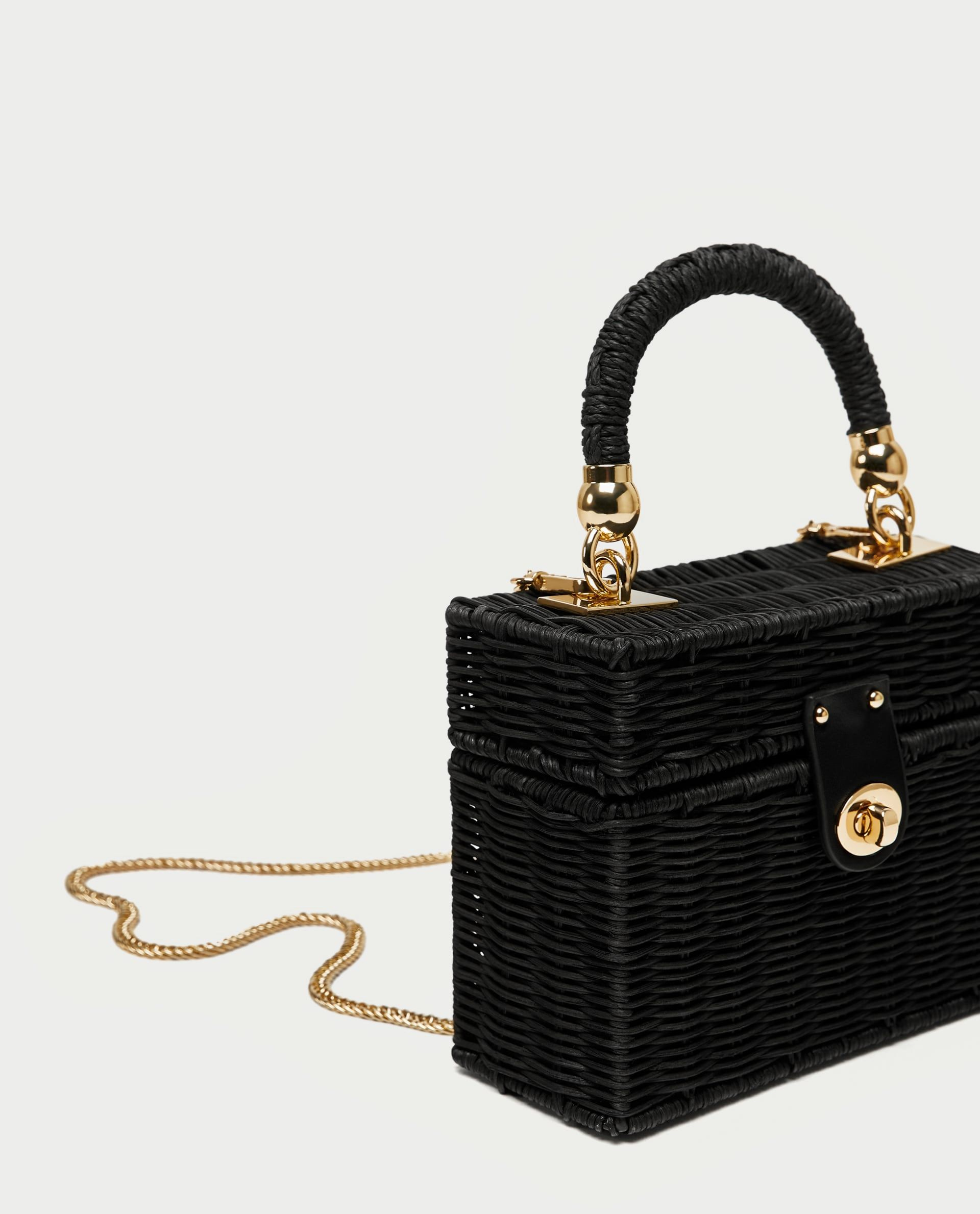 a4502b6fa2f Image 3 of MINAUDIÈRE BAG WITH BRAIDED HANDLE from Zara | fashion ...
