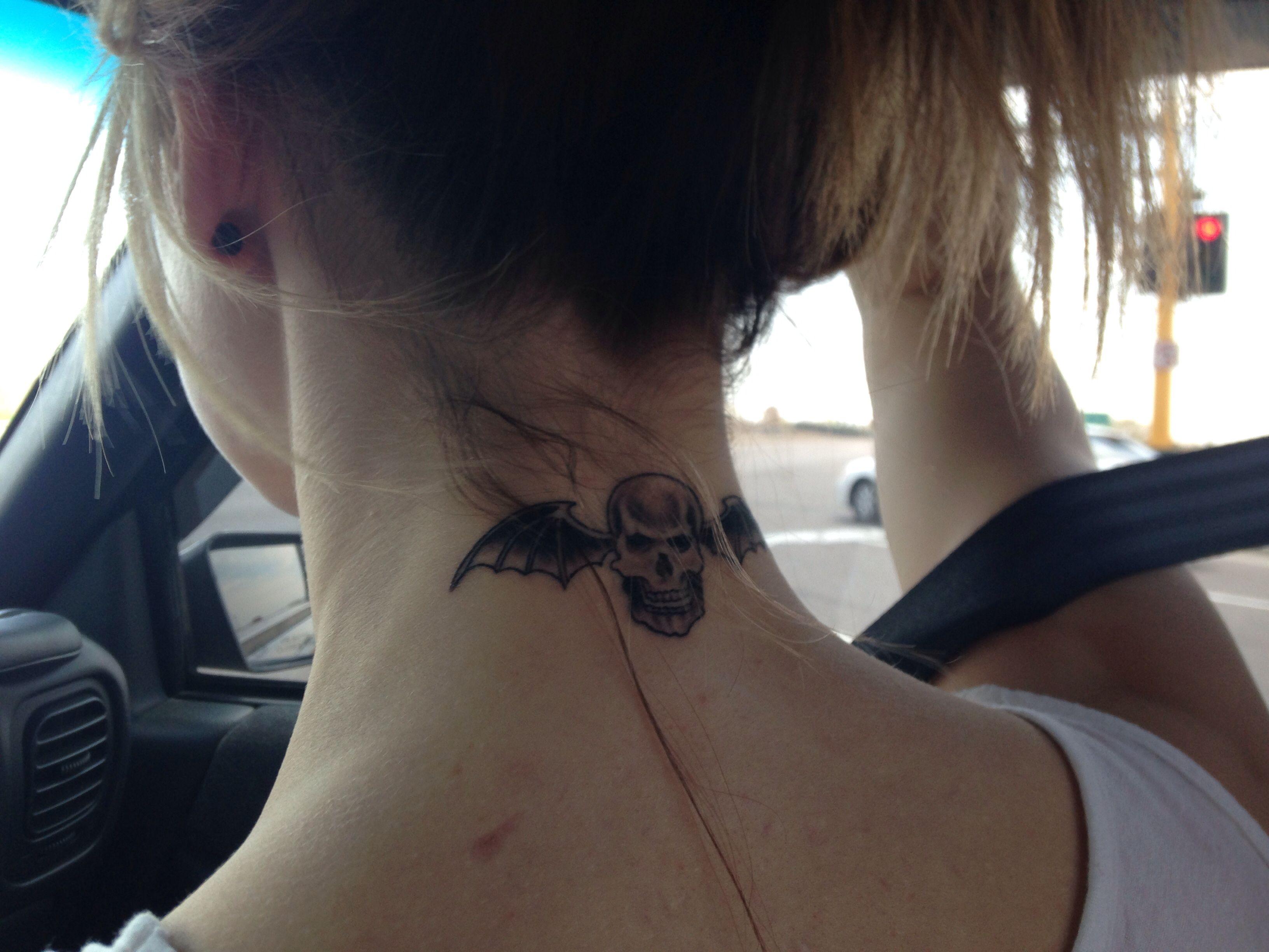 Av av avenged sevenfold tattoo designs - Avenged Sevenfold Tattoo