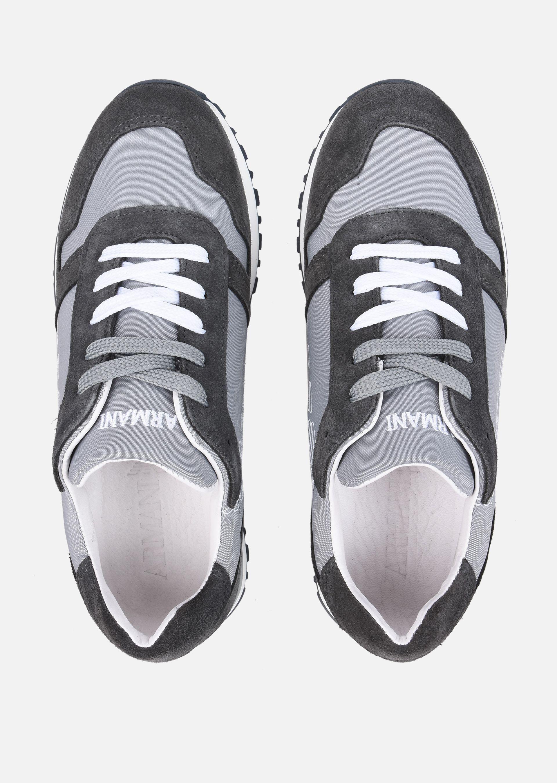 75f4e688a EMPORIO ARMANI SNEAKERS - ITEM 11523434. #emporioarmani #shoes ...