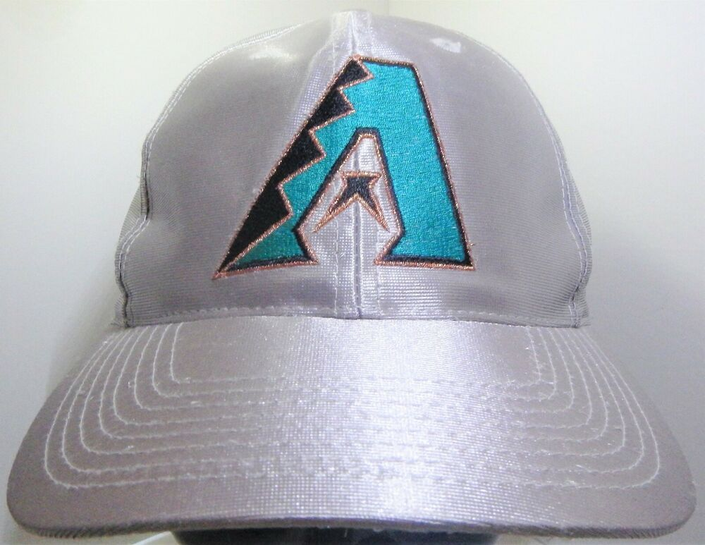 Arizona Diamondbacks Century 21 Silver MLB Embroidered Snapback
