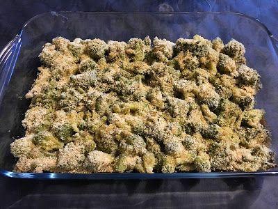 Una Vegetariana Creativa :) Romanesco Broccoli au gratin #vegan #broccoli