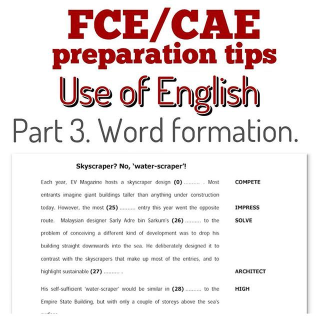 Perfect Saturday Use Of English FCE\/ CAE Preparation Tips Paper 1 Part   Another  Word In Another Word For Presume