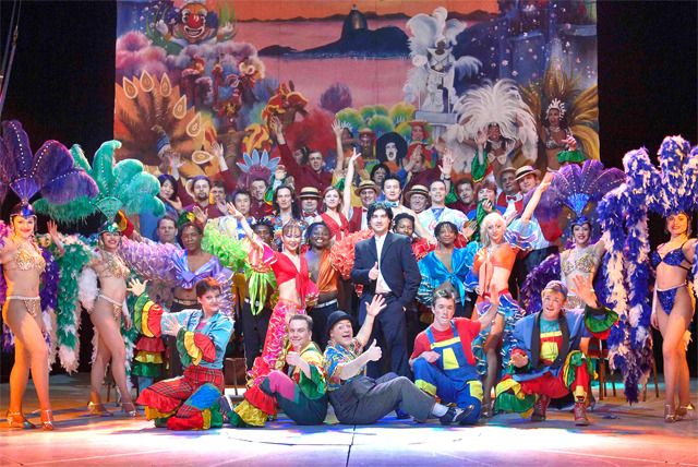The world famous Gerry Cottle's Circus returns with a spectacular new show for Christmas!