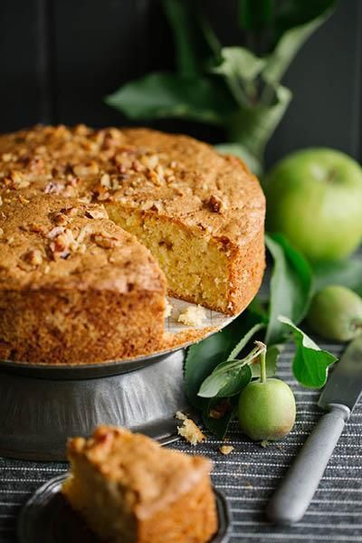 Golden Apple Cake Pinterest Apple Cake Apples And Sweet Tooth