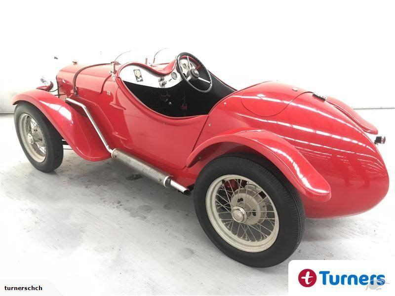 Austin 7 SPEEDY 1934 Old vintage cars, Fantasy cars