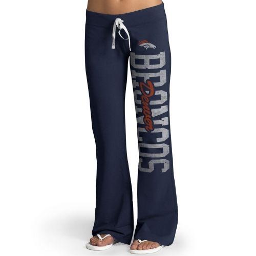 ed827572 Denver Broncos '47 Brand Womens Pep Rally Pants – Navy Blue | Denver ...