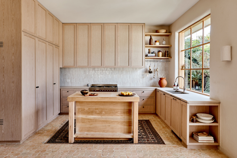 A Star ModernRustic Kitchen in Melbourne Australian