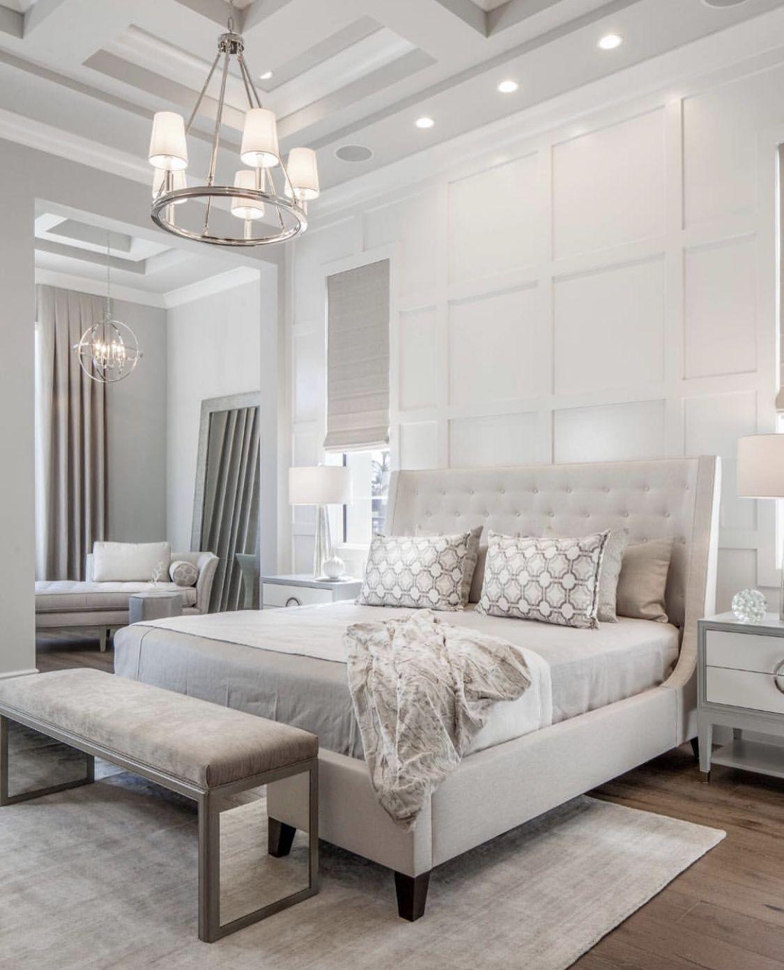 Serene Master Bedroom Luxurious Bedrooms Contemporary Bedroom Master Bedroom Design