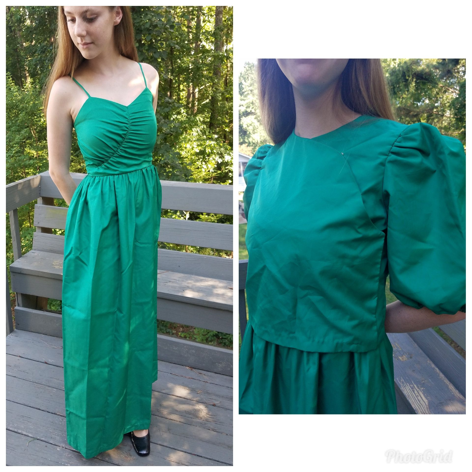 70s Formal Dress Vintage Dessy Creations Green Holiday Outfit By Libertymarensvintage On Vintage Homecoming Dresses Prom Dresses Vintage Vintage Formal Dresses [ 1920 x 1920 Pixel ]