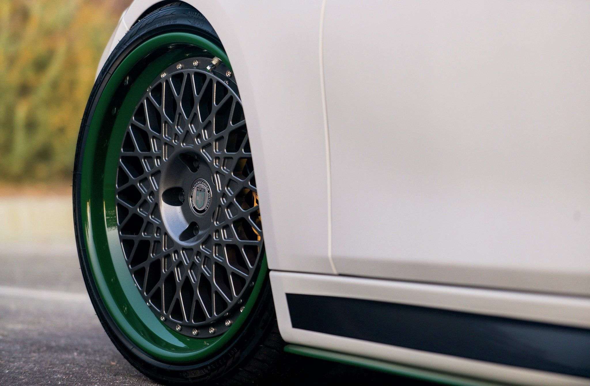 2014 BMW 328i xDrive HRE 501 vintage series wheel 06 2 048—1 340