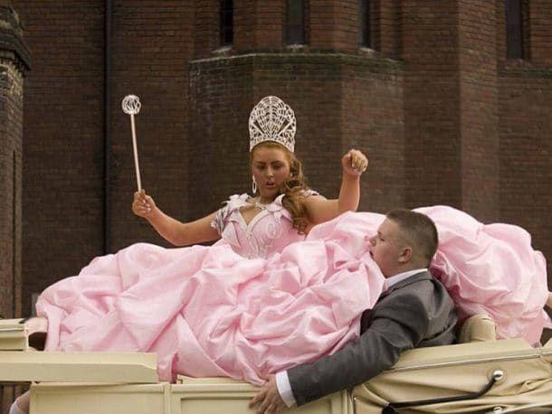 20 robes de mariées qui nous prouvent que