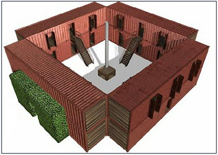 Another Similar Idea To Our Courtyard Area Plans Months Ago
