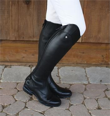 Ariat Volant S Tall Zip Boots | Riding Apparel | Pinterest | Boots