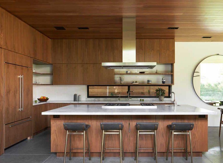 Montalba Architects Completes Construction On Airy Venice Beach Home In 2020 Venice Beach House Venice House Venice Beach