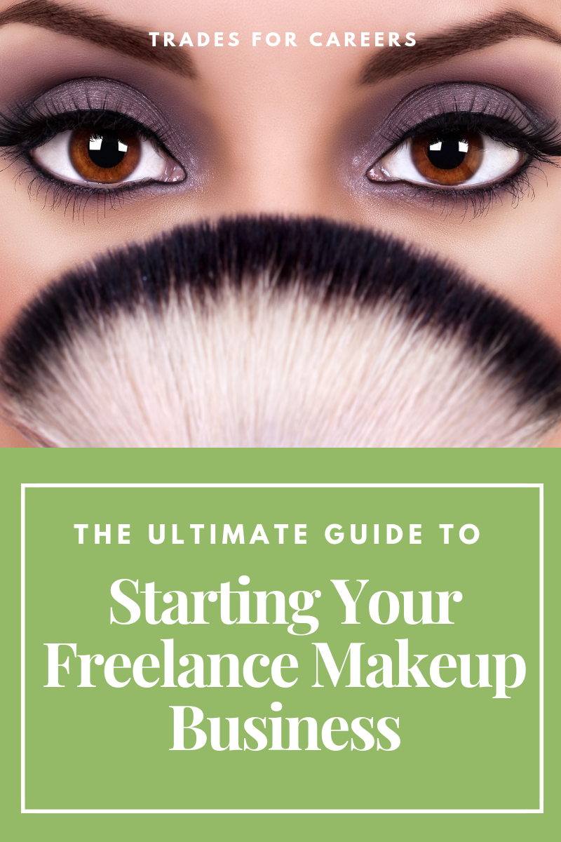 How To Become A Freelance Makeup Artist Makeup Artist Certification Freelance Makeup Artist Best Makeup Artist
