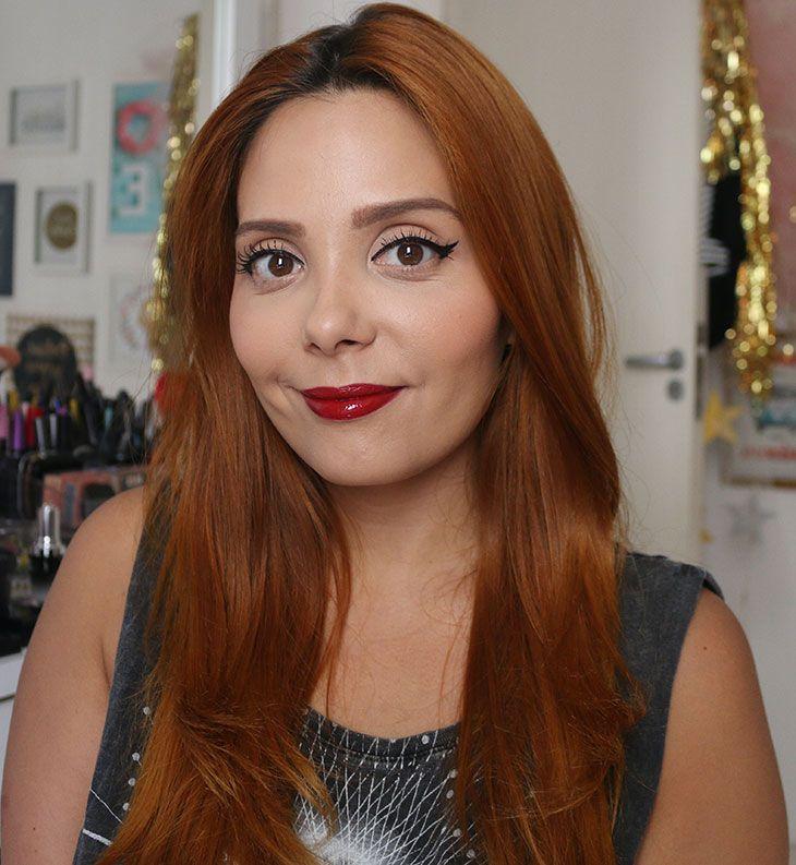 Claudinha Stoco - tutorial de maquiagem, dicas de beleza