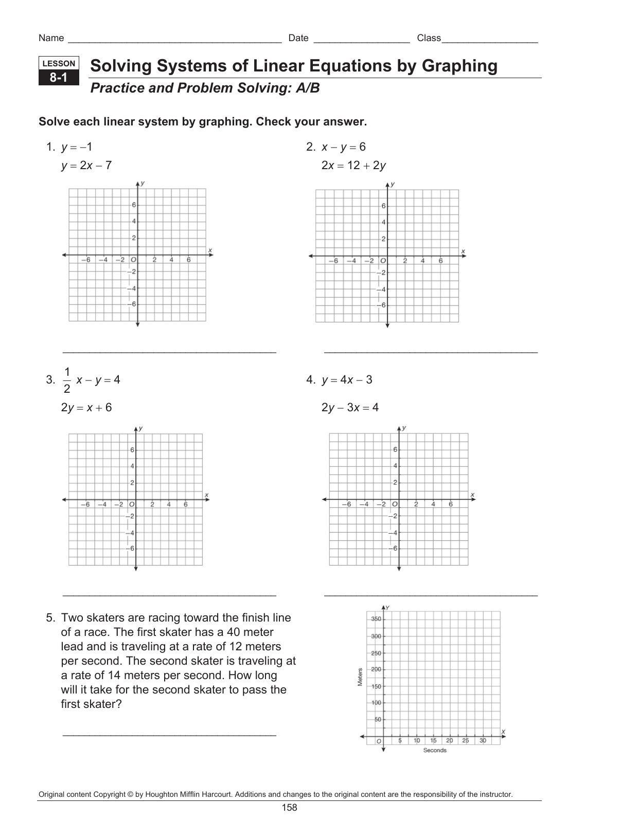 Functionalreadable Solving Systems Of Equations By