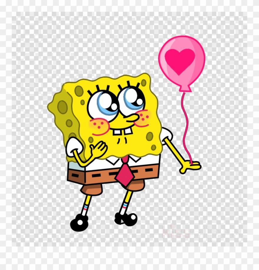 Download Hd Download Spongebob Png Clipart Patrick Star Spongebob Spongebob Squarepants In Love Transparent Bob Esponja Patricio Estrella Bob Esponja Fiesta