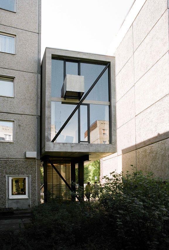 © Ida Thonsgaard Neumann, House, Neubrandenburg