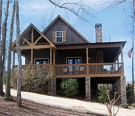Plan 92319mx Flexible Mountain Cottage Mountain House Plans Cottage Plan Cottage Floor Plans