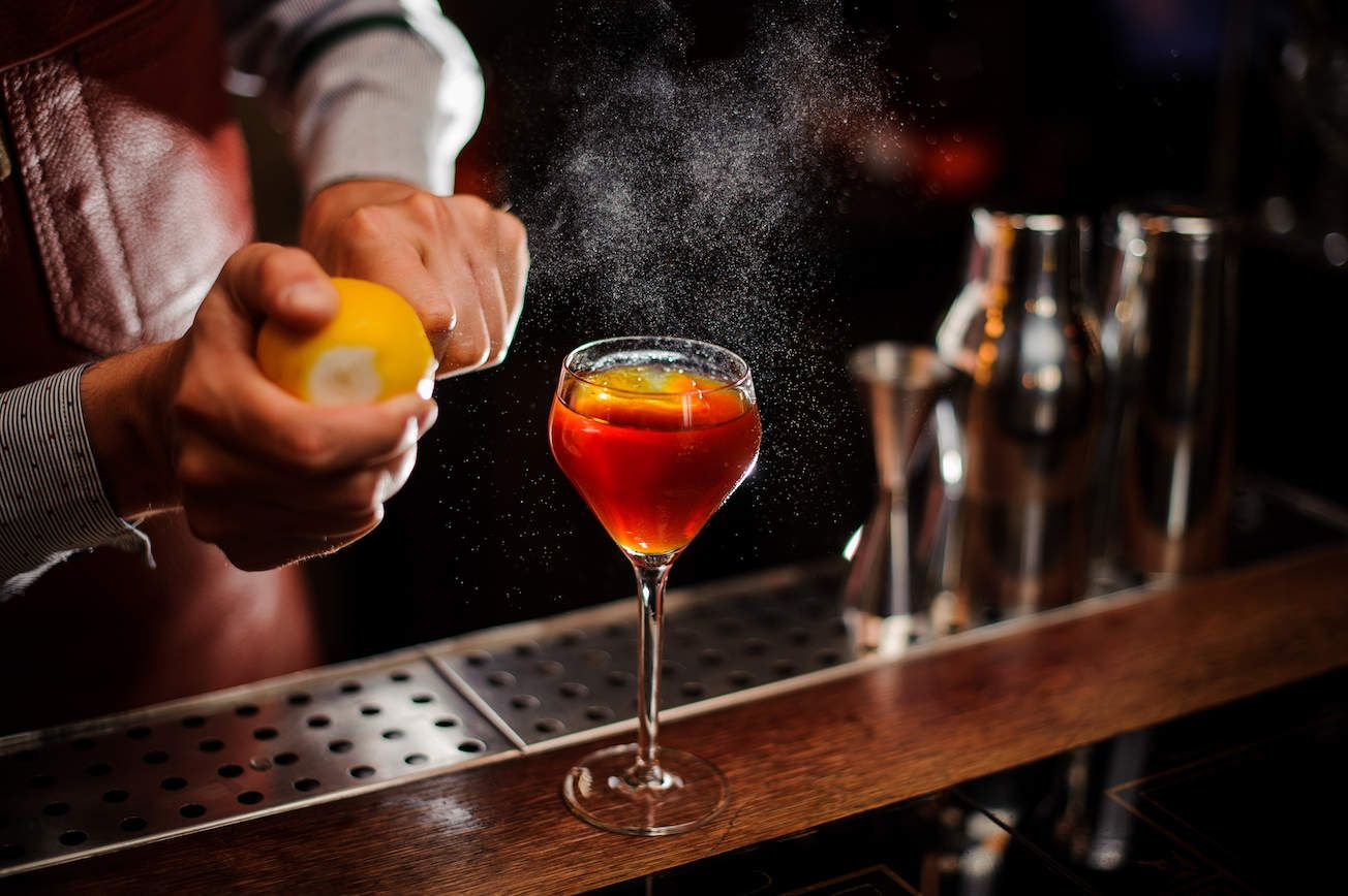 The 8 Skills You Need To Be A Great Bartender Bartenders Photography Bartender Gin And Prosecco Cocktail