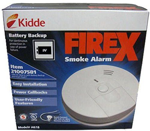 42439673b59d60c3afc7d208c2475de9 special offers kidde i4618 smoke alarm lot of 4 in stock  at edmiracle.co