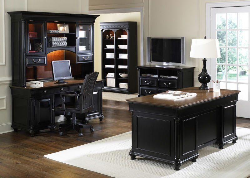 St Ives Executive Desk Home Office Furniture Sets Office