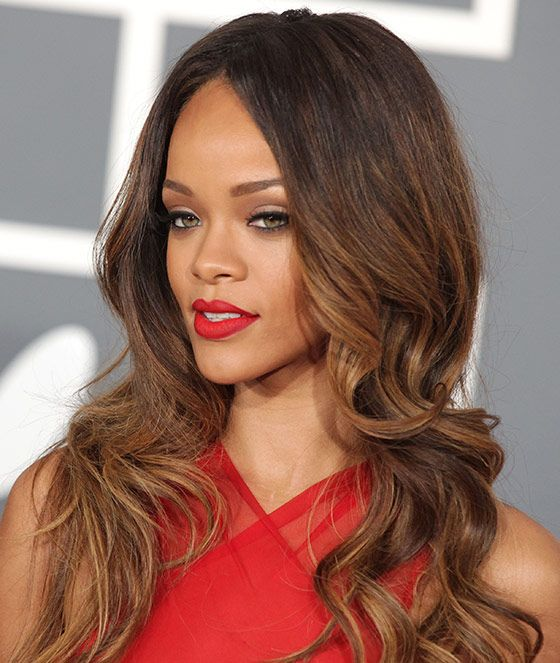 Best Hair Color For Hazel Eyes With Different Skin Tones Medium Hair Color Hair Highlights Hair Color For Tan Skin