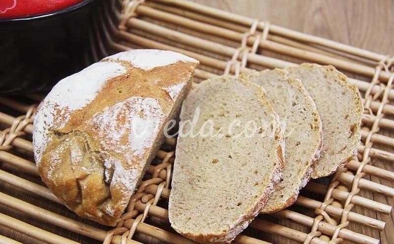Хлеб цельнозерновой холодного брожения: рецепт с пошаговым ...