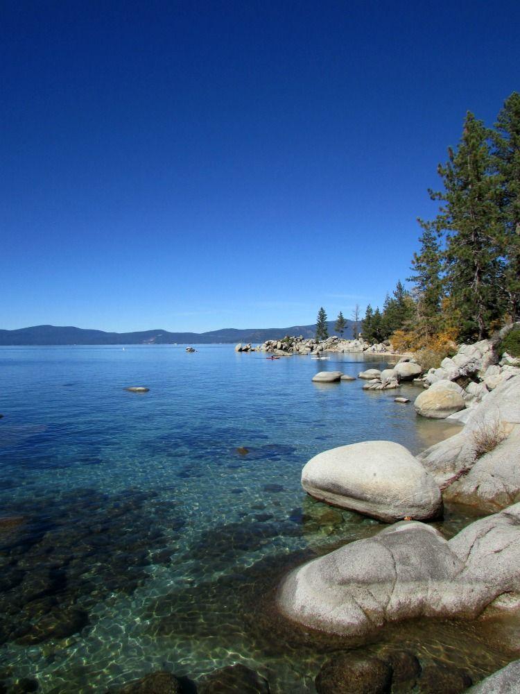 Drive Around Lake Tahoe: Nevada Side   Lake tahoe summer. Lake tahoe nevada. Lake tahoe