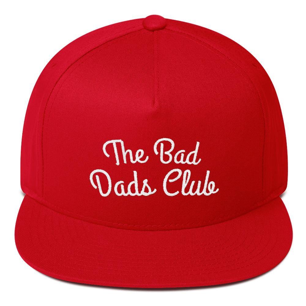 0558ac976b58b The Bad Dads Club Logo Snapback