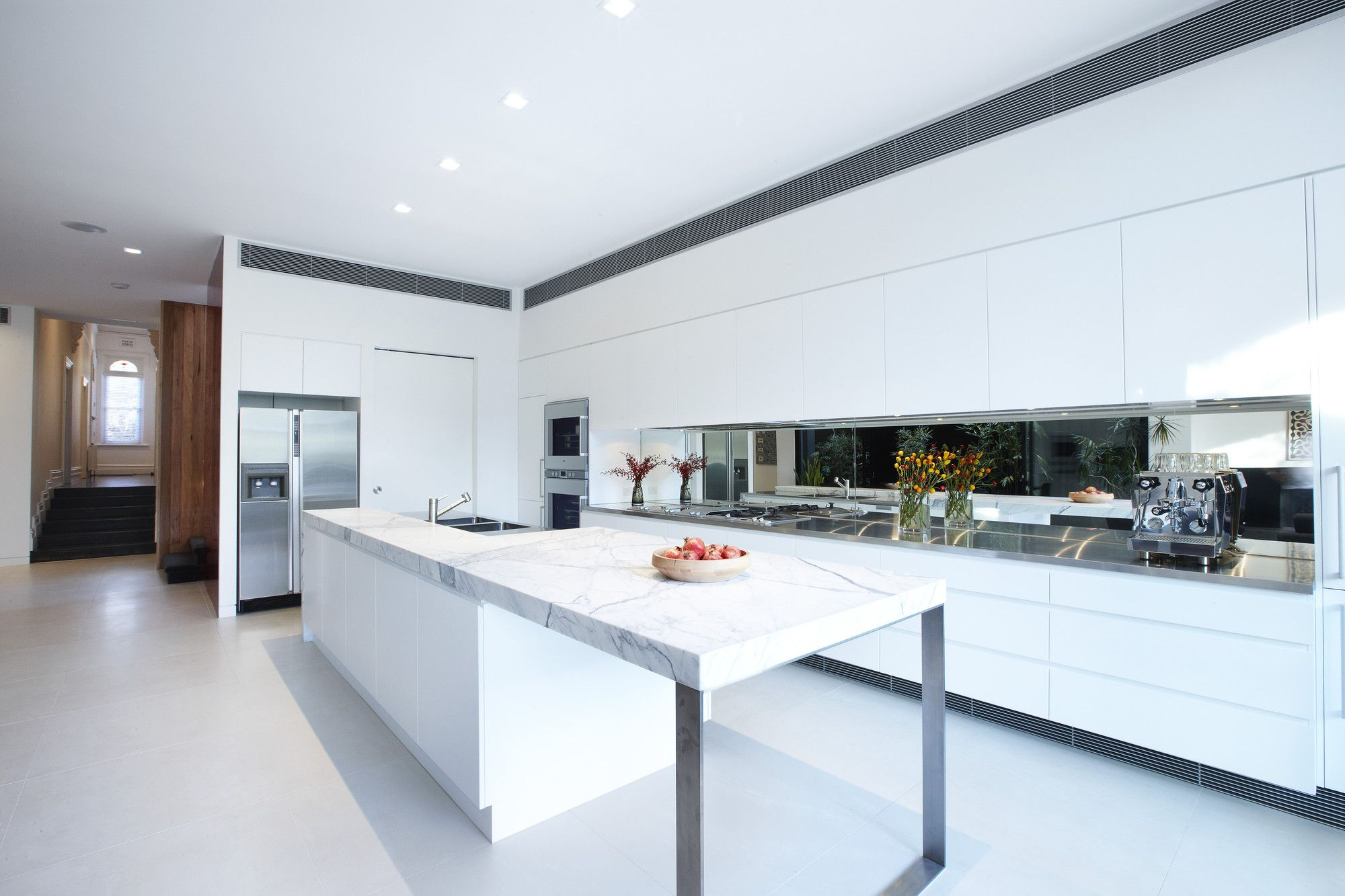 Gallery Of Enclave House  Bkk Architects  8  House Architects Alluring Kitchen Design Ideas Australia Inspiration Design