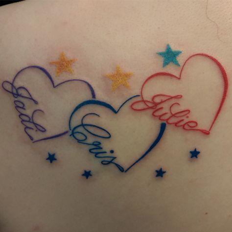 Resultado De Imagen De Infinity Symbol With Heart Tattoo Butterfly